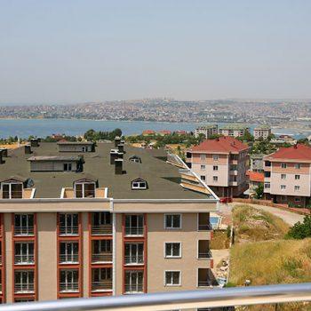 Lavinya Garden | 1+1 Deniz Manzaralı Daire