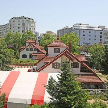 Lavinya Garden | 1+1 Şehir Manzaralı Daire